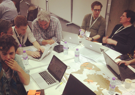 Photo from MozFest